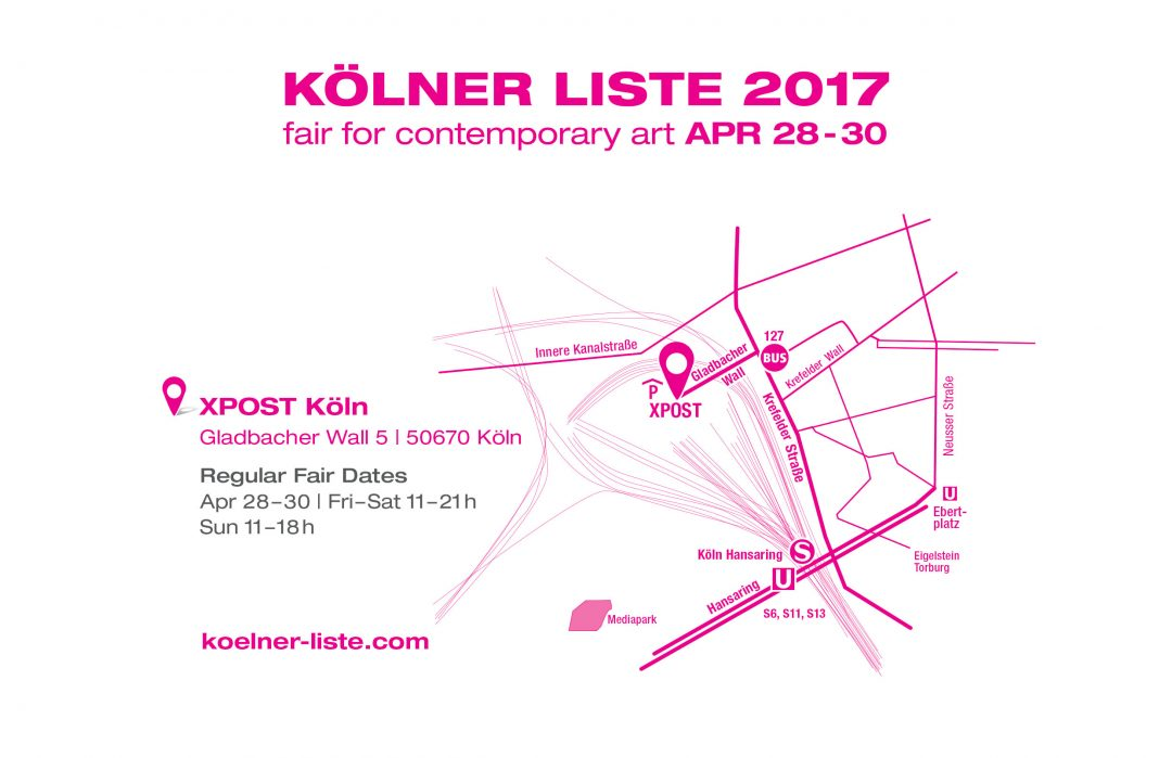 Kölner Liste 28-30. April 2017